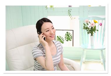 お電話、メールでのお問い合わせ