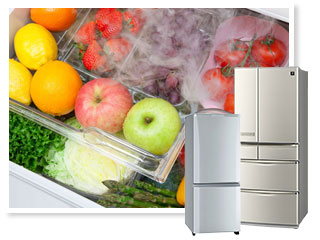 冷蔵庫の回収・処分